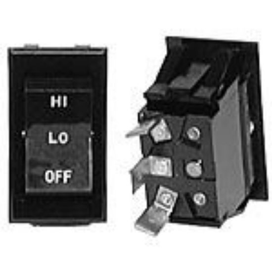 Picture of Hi-Lo-Off Switch Part#2133478