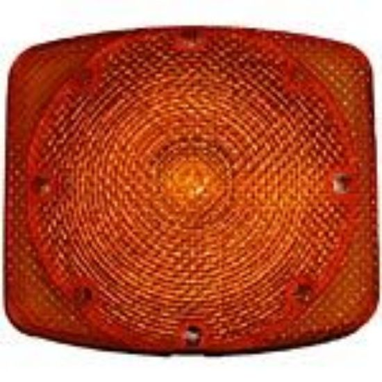 Picture of Weldon Turn Signal, Amber Part#1357326