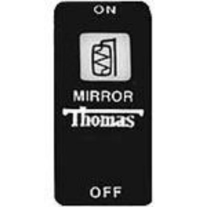 Picture of Heated Mirror Switch Part#52003118
