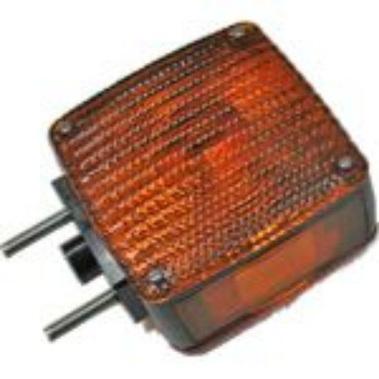 Picture of Amber Directional Lollipop -Light Only Part# 10046325
