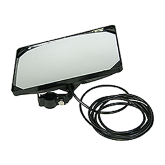 Picture of Convex Mirror - Double Nickel (Heated) Part#1646538