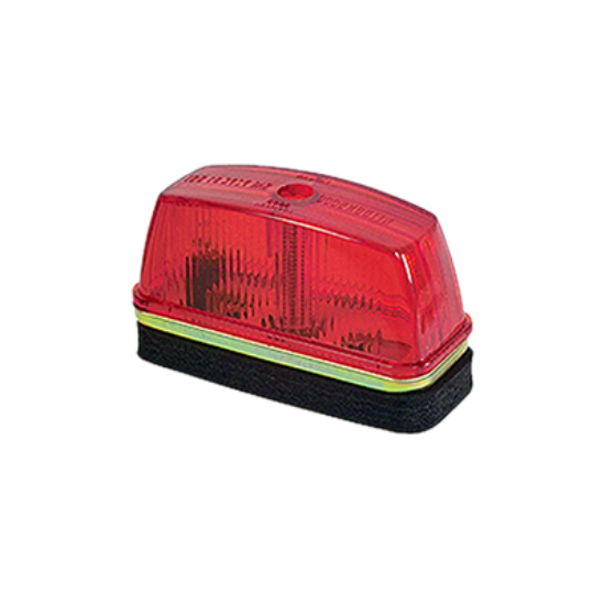 Picture of Weldon 5000 Series, Red Clearance Light Part#2132009