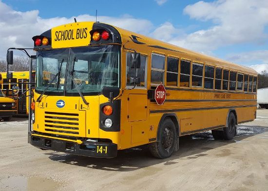 Picture of UB3370 - 2014 Blue Bird 72 Passenger