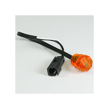 Picture of Clearance Marker Light LED Amber Part# 10004272