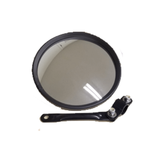"Picture of 8"" Round Convex Mirror Part# 805DX"