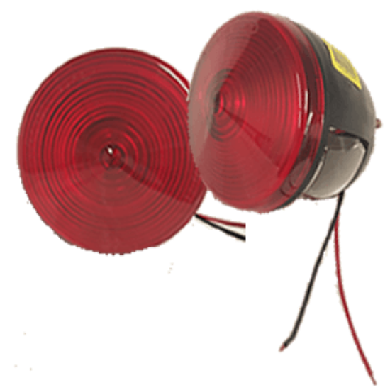 """Picture of Grote 4"""" Stop/Tail Light Part#2147106"""