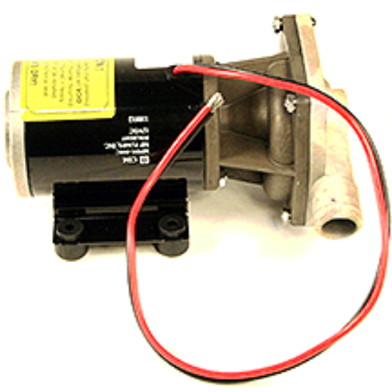 Picture of Auxiliary Heater Water Pump Part# 0105537