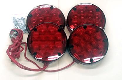 Picture of Stop Arm LED Light Kit Part#ECVR12SAK