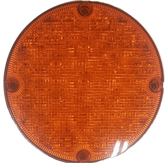 """Picture of 7"""" Amber LED Directional Light Part#10062929"""