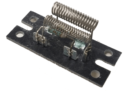 Picture of Heater Resistor Part#10024863