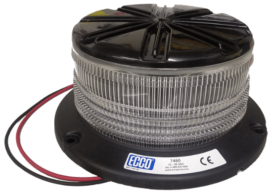 Picture of LED Low Profile Roof Strobe Light Part#10048720