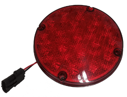 "Picture of 7"" LED Stop-Tail Light Part#10062928"