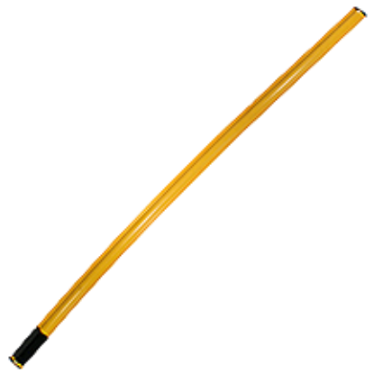 Picture of Crossing Arm Polyrod Yellow Part #10049846
