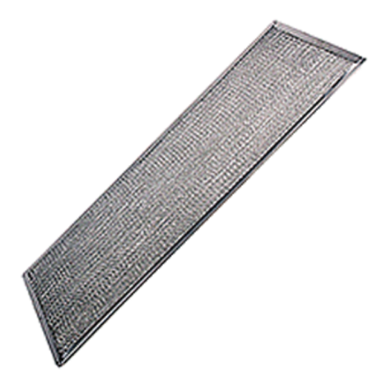 Picture of 80K Rear U/S Heater Filter Part#0070770