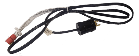 Picture of Engine Block Heater Cable Assembly Cummins ISB (Threaded) Part#10050890
