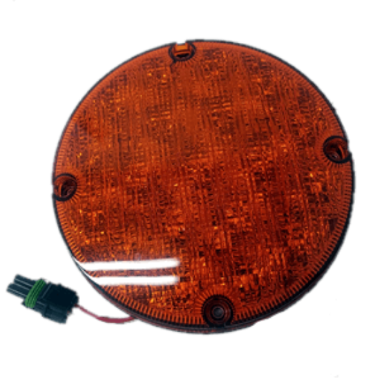 """Picture of 7"""" Amber LED Directional Light Part#BB10062929"""