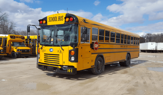 Picture of SOLD UB3482 - 2015 Blue Bird 72 Passenger
