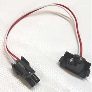 """Picture of 4"""" Incandescent Backup Light Part#10020344"""