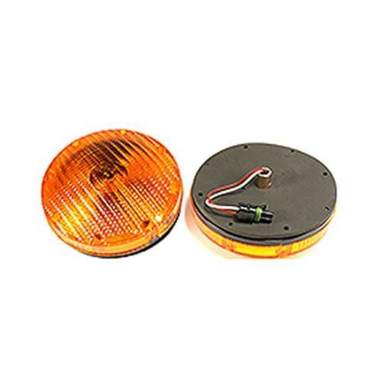 """Picture of 7"""" Amber Directional Light Part#10001942"""