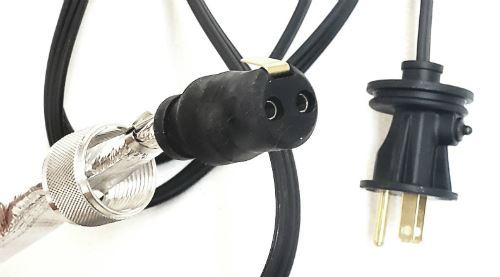 Picture of Engine Block Cable Assembly (Threaded) Part# 10018517