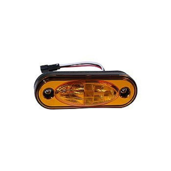Picture of Amber LED Directional Side Light Part #10064200