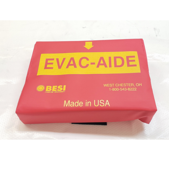 Picture of BESI Evac-Aide Blanket Part# 1003
