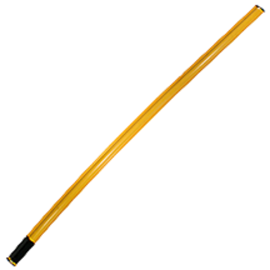 Picture of Crossing Arm Polyrod Yellow Part #10052383