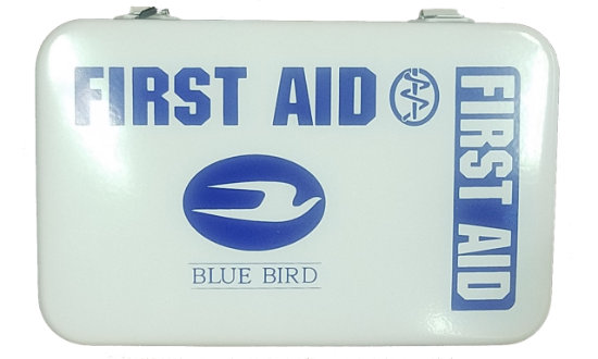 Picture of 10 Unit First Aid Kit Part# S202-181