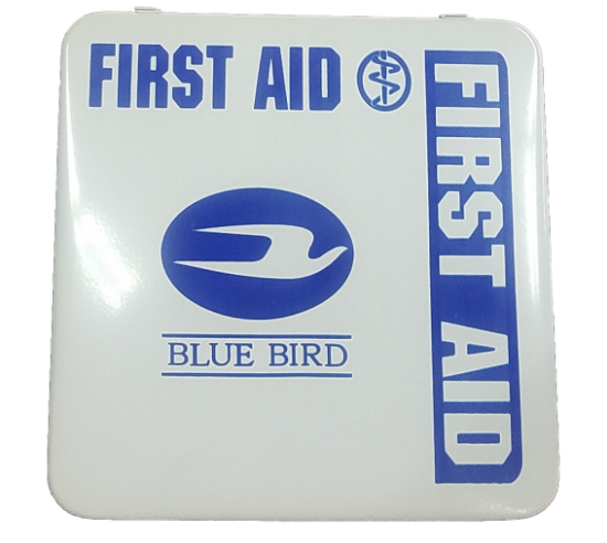Picture of 24 Unit Iowa First Aid Kit Part#S-204-002