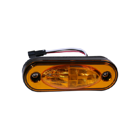 Picture of LED Mid Turn Signal (amber) Part#BB10064200