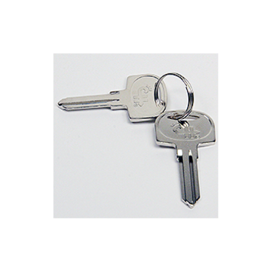 Picture of 600 Series Key Blank Part# 10012568