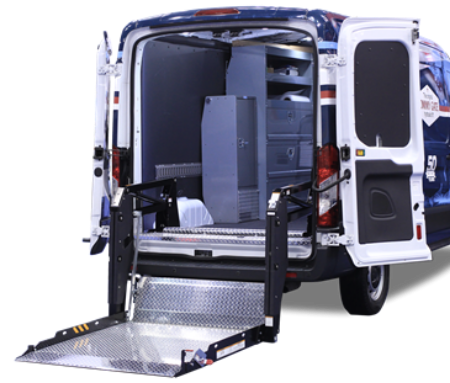 Picture for category Cargo Van