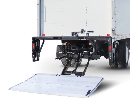 Picture of Flatbed and Van - Tuckunder Series: TKL