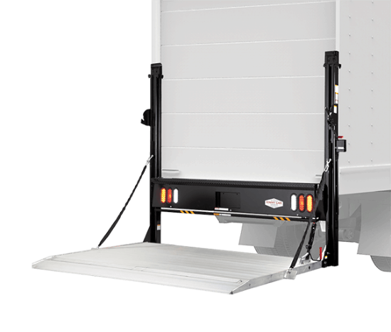 Picture of Flatbed & Van - Railgate Series: High-Cycle