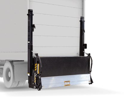 Picture of Flatbed & Van - Railgate Series: Bi-Fold