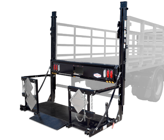 Picture of Flatbed and Van - Railgate Series: High-Cycle GBR