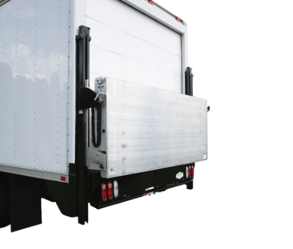 Picture of Flatbed and Van - Railgate Series: Dock-Friendly