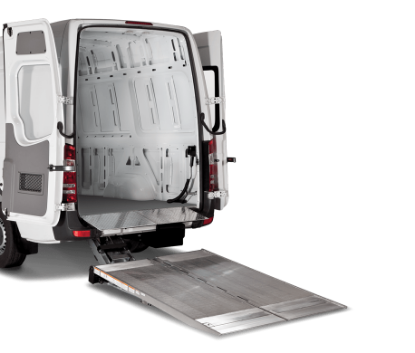 Picture of Cargo Van - Cantilever Series
