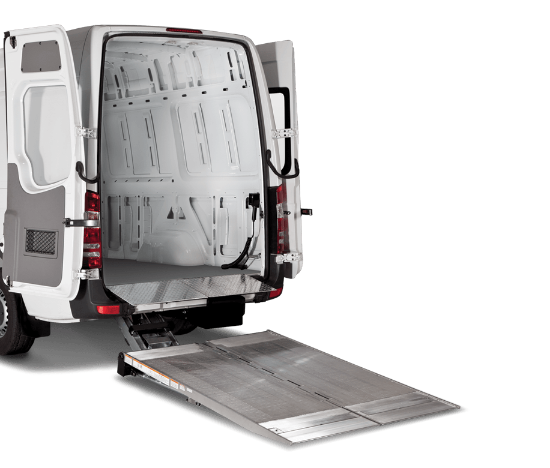 Picture of Cargo Van - Cantilever Series