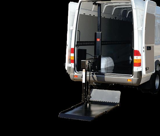 Picture of Cargo Van - 650 Series