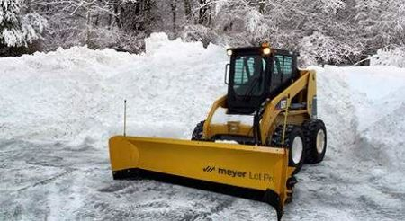 Picture for category Snow Plows for Contractor Off-Road Plows