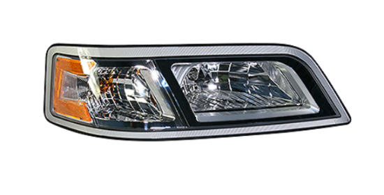 Picture of BBCV Headlamp Assy (Right) Part #10055332