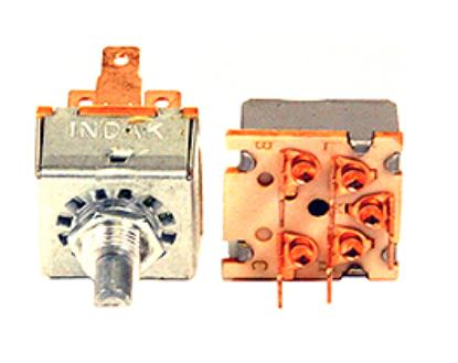 Picture of 3-Speed Heater Fan Switch Part #4320925