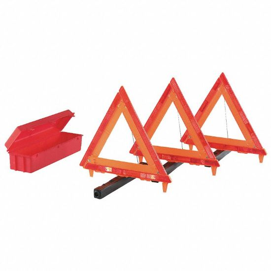 Picture of Triangle Safety Kit Part#JKG1005